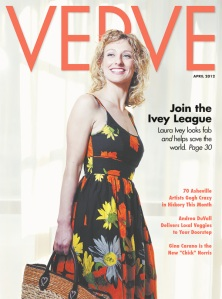 Verve April 12 Cover
