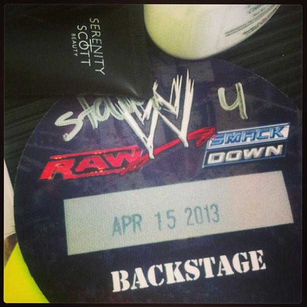 WWE RAW!!!